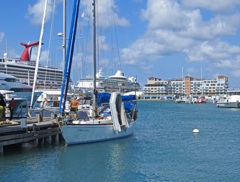 Aruba Cruise Port