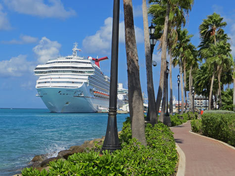 Cruise Lines with Service to Aruba